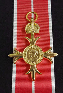 UK Order of the British Empire, Officer