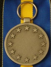 Copy of NATO Meritorious Service Medal with Clasp, Full Size