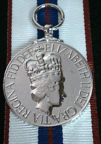 Queen's Silver Jubilee (1977) Medal, Reproduction