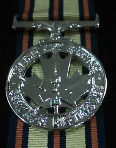 Clearance, Canadian Exemplary Service Medal, Emergency Medical Service, Reproduction