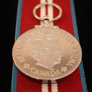 Queen's Diamond Jubilee (2012) Medal, Reproduction
