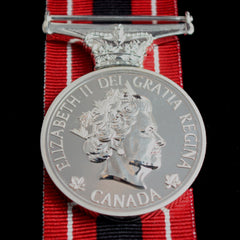 Canadian Sacrifice Medal, Reproduction