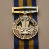 Canadian Exemplary Service Medal, Police, Miniature
