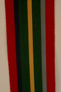 Ribbon, WW2 Pacific Star, Original