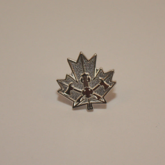 Exemplary Service Medal, Fire, Lapel Pin