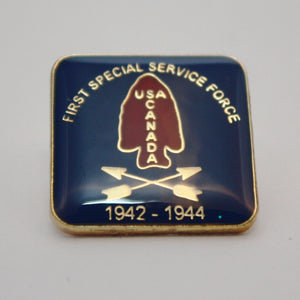 WW2 Special Service Force (1st), Lapel Pin