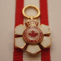 Order of Canada, Companion, Miniature