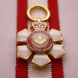 Order of Canada, Officer, Miniature