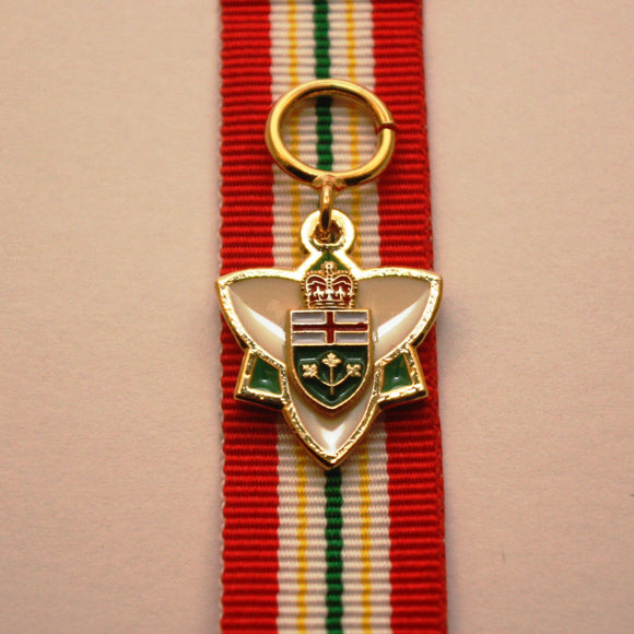 Order of Ontario, Miniature
