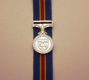 Manitoba Excellence in Law Enforcement Medal, Miniature