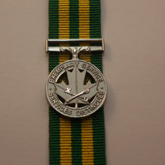 Canadian Exemplary Service Medal, Corrections, Miniature