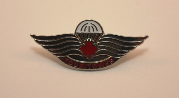 Canadian Cadet Airborne Tour-Tower Wings
