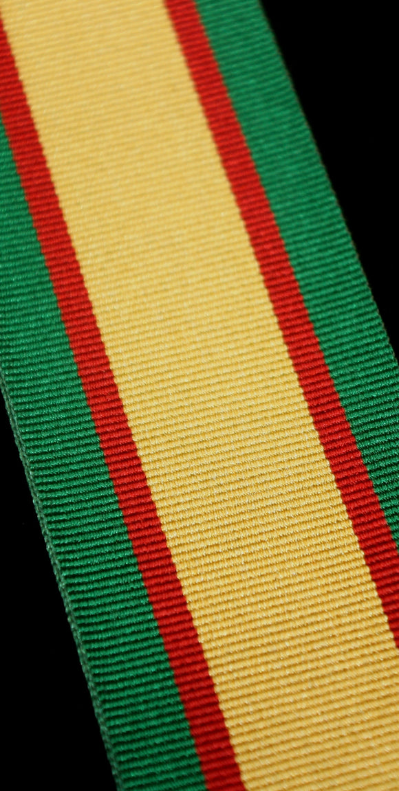 Ribbon, The Army Cadet League of Canada  Volunteer Service Medal (VSM)