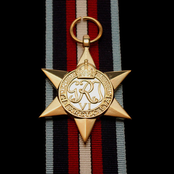 WW2 British/Canada/Commonwealth Arctic Star, Reproduction