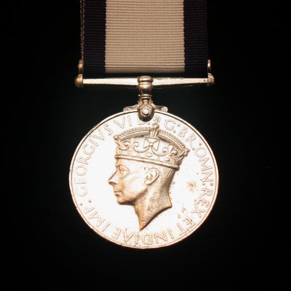 Conspicuous Gallantry Medal (Naval) (GVI), Reproduction