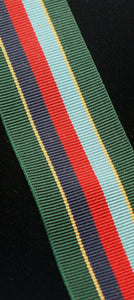 Ribbon, UK Volunteer Reserves Service Medal