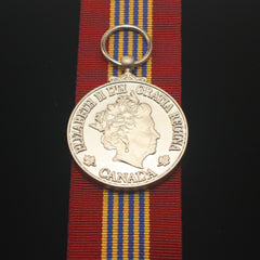 Canadian Sovereign's Medal for Volunteers, Reproduction