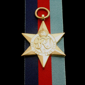 WW2 British/Canada/Commonwealth 39/45 Star, Reproduction