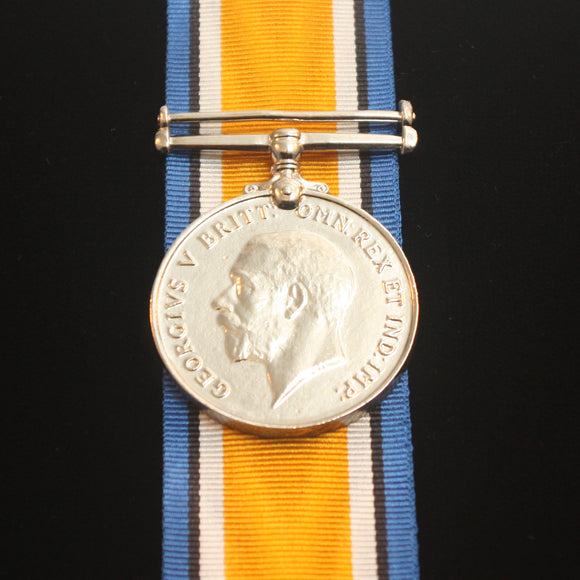 WW1 British War Medal 1914-20, Reproduction