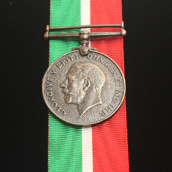 WW1 Mercantile Marine War Medal, Reproduction