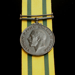 WW1 Territorial Force War Medal, Reproduction