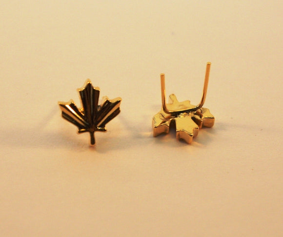 Canadian Undress Maple Leaf, Gold