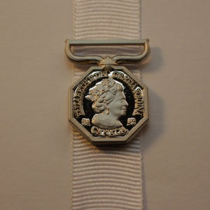 Canadian Polar Medal, Miniature