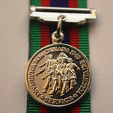 WW2 Canadian Volunteer Service Medal, Miniature