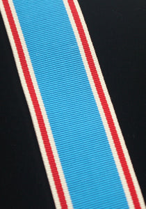 Ribbon, King George VI Coronation Medal 1937