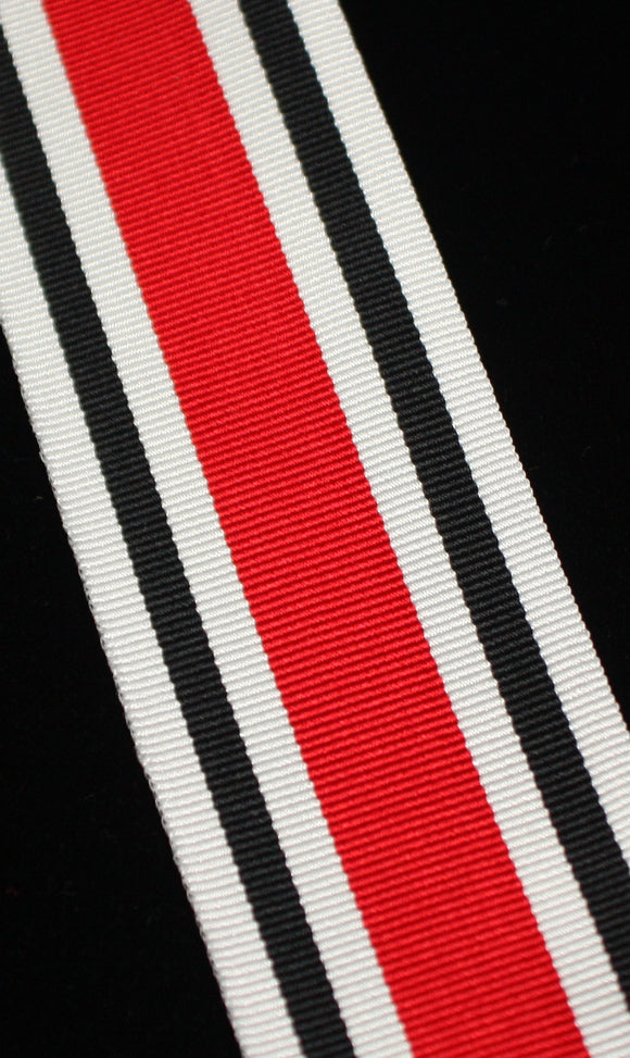 Ribbon, UK Special Constabulary Medal