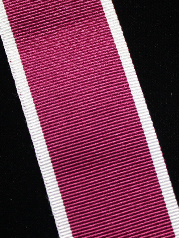 Ribbon, UK Army LS&GC Medal