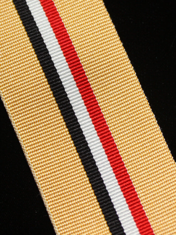 Ribbon, UK Iraq Medal Op Telic