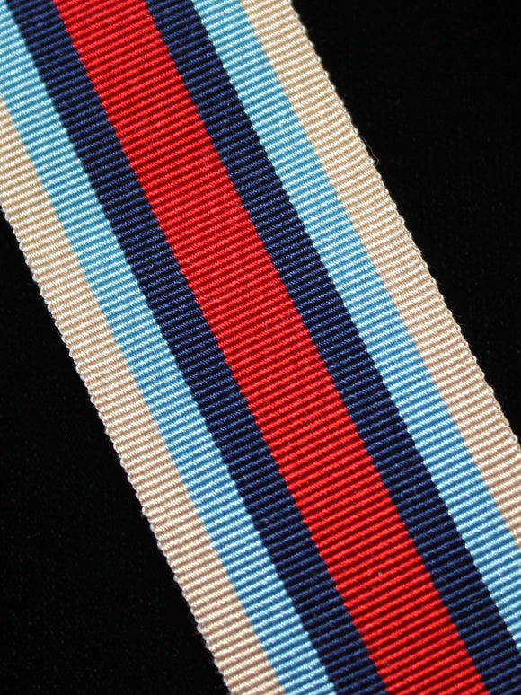 Ribbon, UK Operational Service Medal Afghanistan