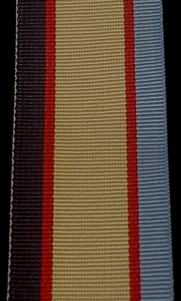 WW2 Australian Service Medal, Full Ribbon 32mm