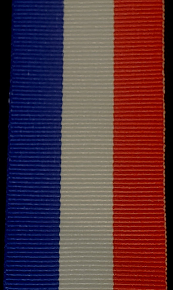 WW2 South African Medal for War Services, Full Ribbon 32mm