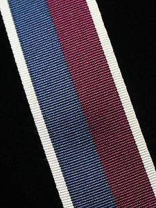 UK Royal Air Force LS&GC Medal, Full Ribbon