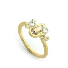 TAP by Todd Pownell engagement ring