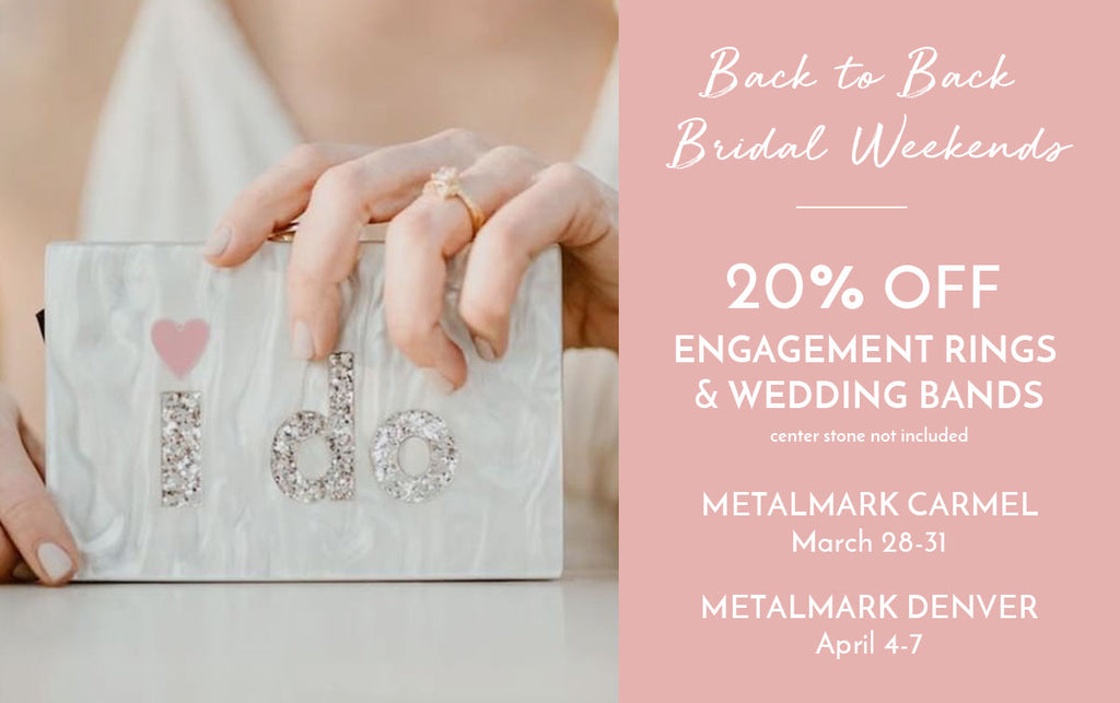 Bridal Event Metalmark Fine Jewelry