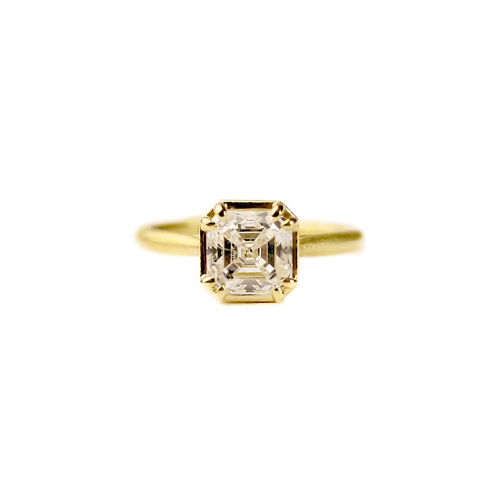 Signature Prong Ring
