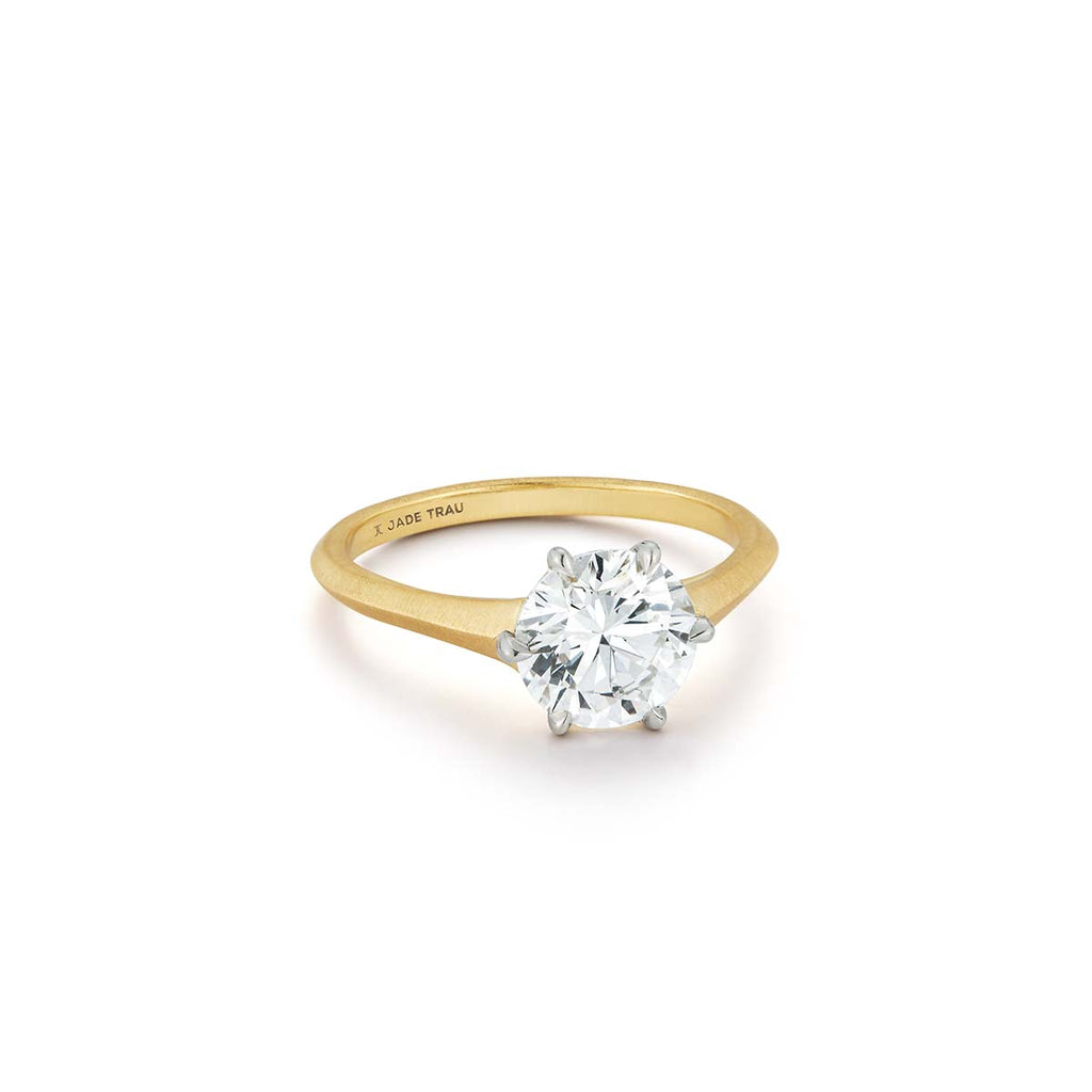 Jenny Solitaire Ring