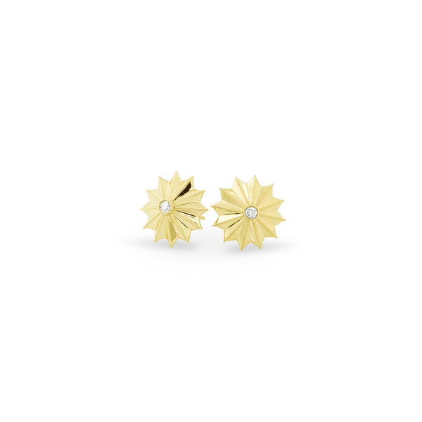 Ray Stud Earrings