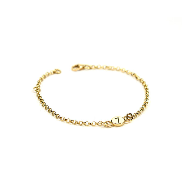 True Love Station Bracelet