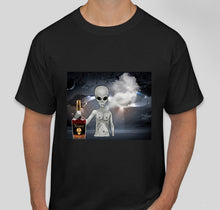 Load image into Gallery viewer, Xtasy Alien Custom Premium T-Shirt