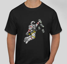 Load image into Gallery viewer, Astronaut Money Xtasy Premium T-Shirt