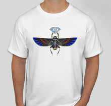 Load image into Gallery viewer, Scarab Diamond T-Shirt