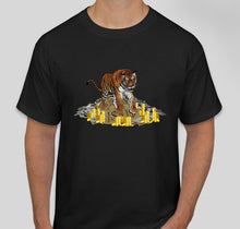 Load image into Gallery viewer, Money Tiger Custom T-Shirt