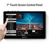 Desview R7 7-inch On Camera Touch Monitor