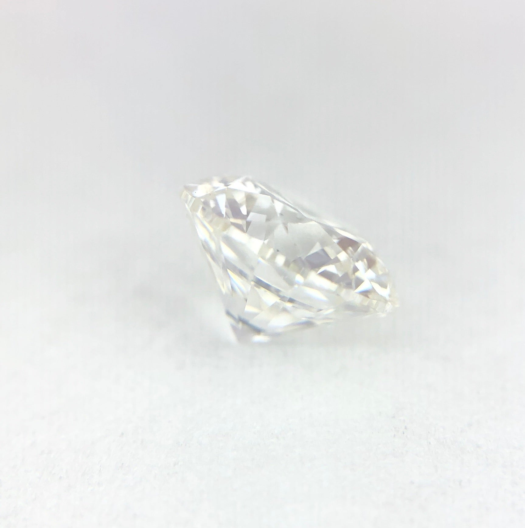 1.14 carat Round Brilliant Cut Diamond