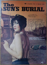 "Load image into Gallery viewer, ""The Sun`s Burial"", Original Foreign Release Movie Poster 1960, B2 Size"