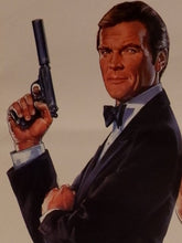 "Load image into Gallery viewer, ""A View To Kill"", Japanese James Bond Movie Poster, Original Release 1985, B2 Size"